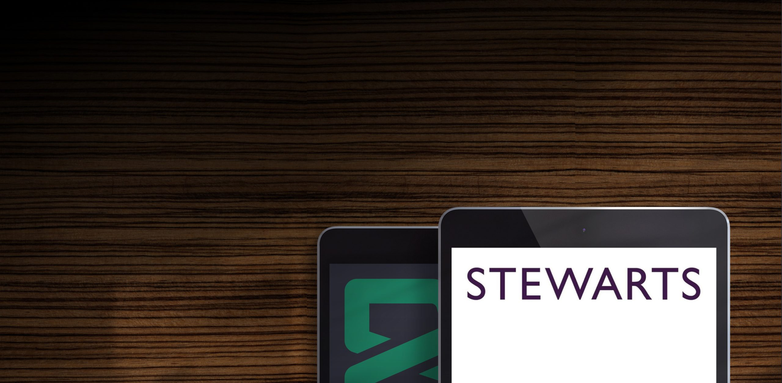 Stewarts embrace mobility in the boardroom